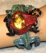 lizard-and-frog-cuff-detail-2